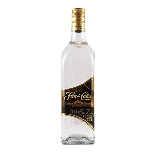 Flor de Caña 7 Years Old BLANCO RESERVA Rum (1 x 0.7 l)