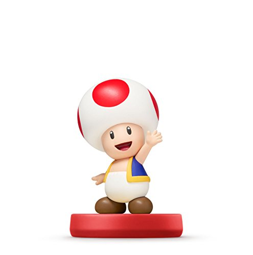 Super Mario Toad Amiibo - 3