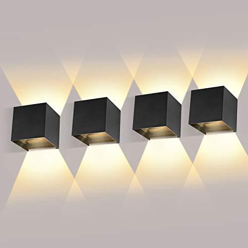 Priv Europe -  4 Pack 12W LED