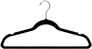 Amazon Basics - Gruccia in velluto per abiti da uomo, 30 pezzi