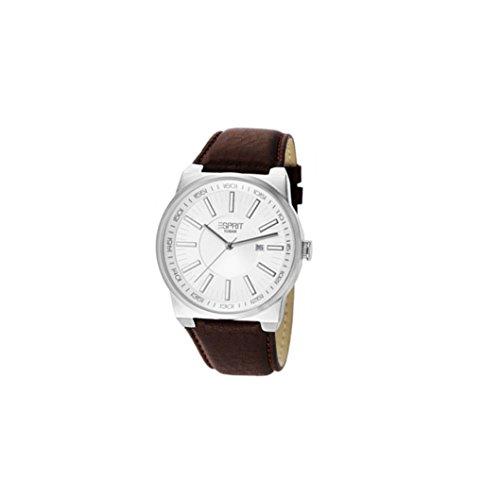 ESPRIT Modesto Color marrón Reloj para Hombre