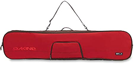 Dakine Freestyle Snowboard Bag for Day Use, Deep Red, 165cm