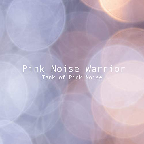 Pink Noise in a Concrete Sewer Tube
