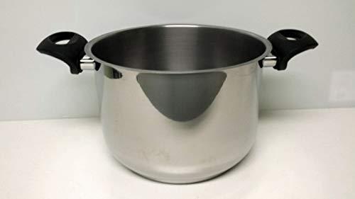 Steel Pan SUD492 kookpan met 2 handgrepen, meerkleurig