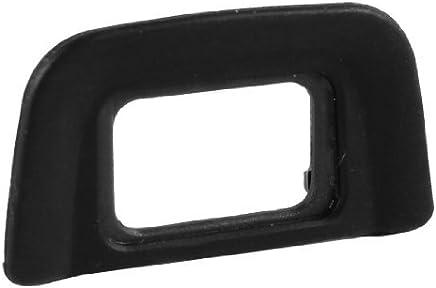 TOOGOO(R) Black Rubber Wrapped Plastic Eyecup Eyepiece DK-20 for Nikon D5100 D5000 D3100