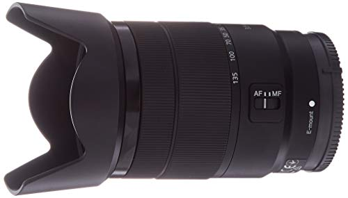 Sony 18-135mm F3.5-5.6 OSS APS-C E-mount Zoom Lens