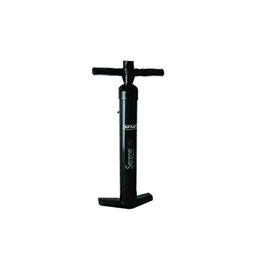 Replacement Hand-Powered Manual Air Pump - for SereneLife SLSUPB10 and SLSUPB20 Thunder Wave Inflatable Stand Up Water Paddle Boards - SereneLife PRTSLSUPPUMP
