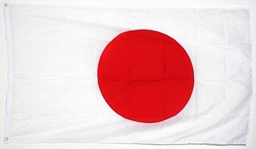 Japon drapeau 90 x 150 cm