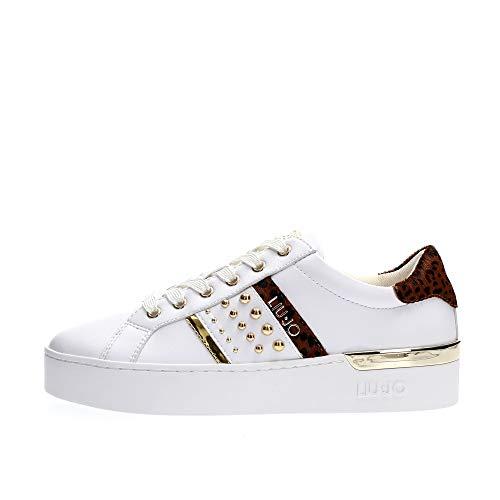 Sneaker Donna Liu-Jo Sport cod.BF0087EX014 White Size:40