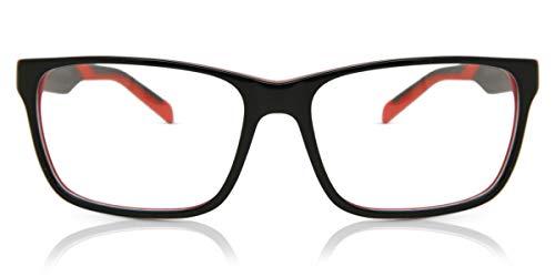 Tag Heuer Brillengestelle Th-0552 Monturas de gafas, Multicolor (Mehrfarbig), 57.0 Unisex Adulto