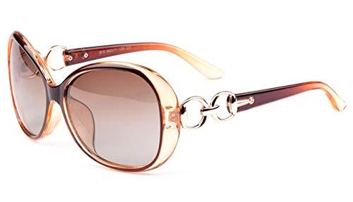 JIAWEIDAMAI Mode Polarisierte Sonnenbrille Frauen Vintage Polaroid Sonnenbrille Weibliche Sonnenbrille Brillen