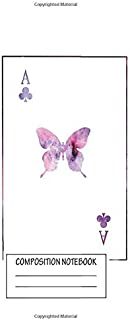 Notebook: Bts Butterfly Card (pink Galaxy Ver , Journal for Writing, Size 6