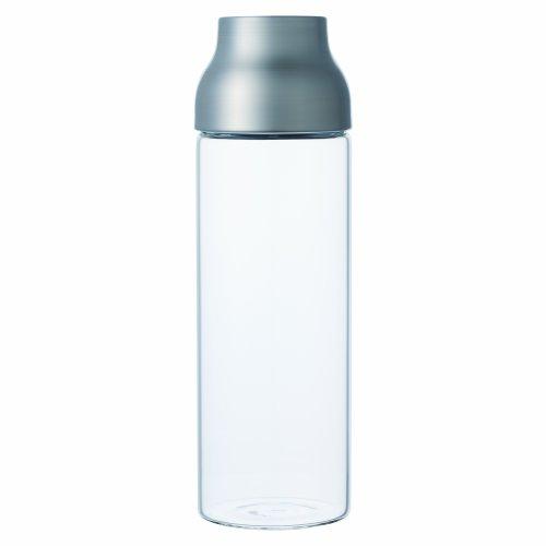 KINTO (キントー) ピッチャー・冷水筒 CAPSULE ウォーターカラフェ 1L ステンレス 22999