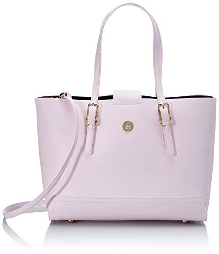 Tommy Hilfiger Honey, Bolso para Mujer, rosa claro, Medium