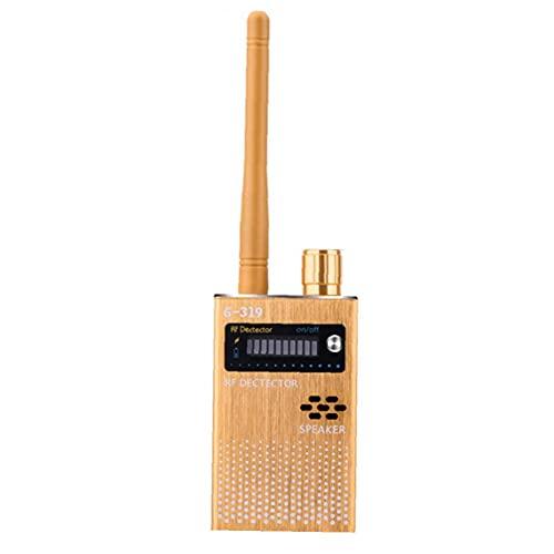 Detector de señal inalámbrica Rastreador de señal para Eavesdropping cámara estenopeica G319 anti espía del detector de dispositivo de escucha Finder, Generador de Señal