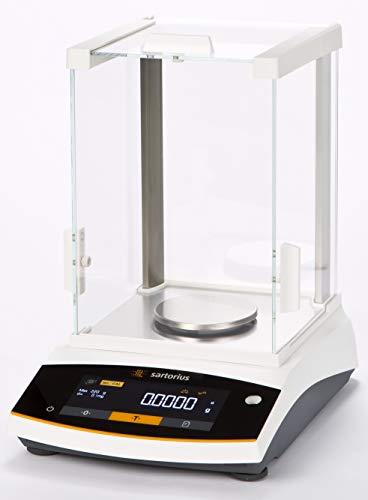 Sartorius Entris II - Báscula de precisión (60 g, 0,0001 g, ajuste externo)