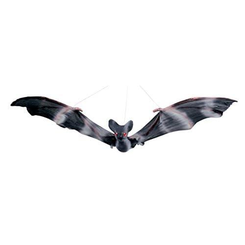 Boland- Decorazione Pipistrello, Nero, 72133