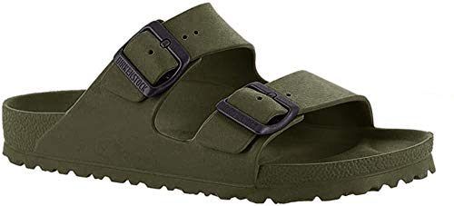 Birkenstock Donna Khaki Arizona Sandali-UK 5.5