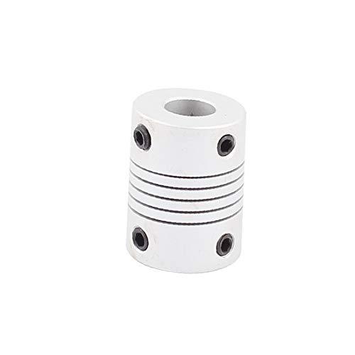 X-DREE 8mm a 8mm Aleación de aluminio Codificar Haz de acoplamiento Junta DIY Adaptador de eje (542c8148da6c072db3e97547a166d492)