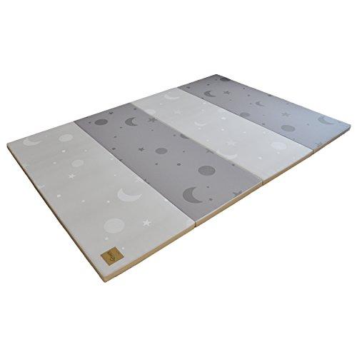 CARAZ(カラズ) ベーシック 4段 140×200×4cm ムーンスター