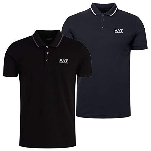 Emporio Armani EA7 Polo Shirt Night Blue M