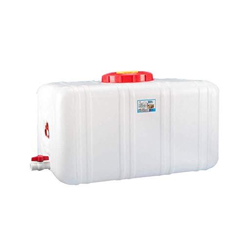 Cubo De Plástico Tapete De Alta Capacidad Contenedor De Agua Almacenamiento De Agua Cubo Portátil Tanque De Agua De Coche para Viajes De Campamento Al Aire Libre (Size : 200L)