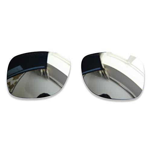 PolarLens Lentes de repuesto polarizadas para Ray-Ban Justin RB 4165 - Compatible con gafas de sol Ray-Ban Justin RB4165
