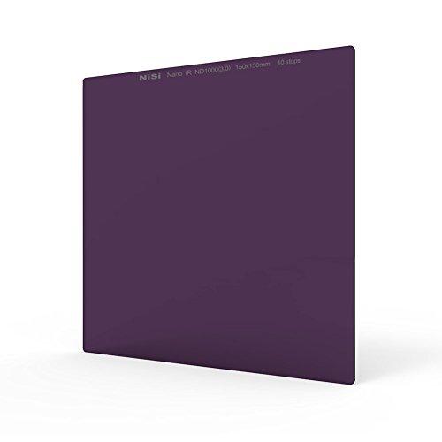 NiSi ND 3,0 (ND1000) Filter 150mm - Neutral Graufilter 10-Blenden