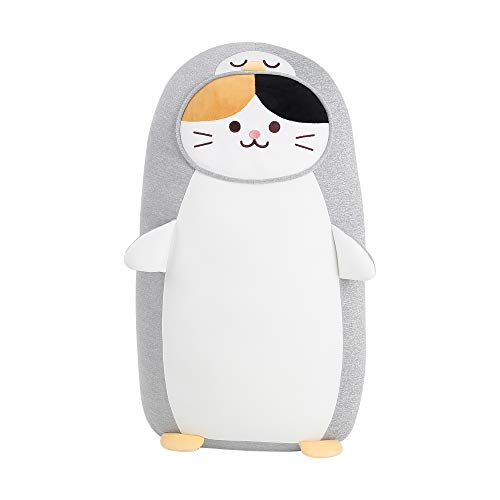 MOCHI TOWN Soft Cute Plush Stuffed Summer Cooling Penguin Dog Cat Doll Cushion Animal Toy Pillow (CAMANG)