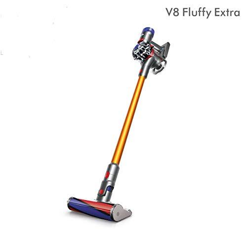 ダイソン Dyson V8 Fluffy Extra サイクロン式 コードレス掃除機 dyson SV10FF EXT