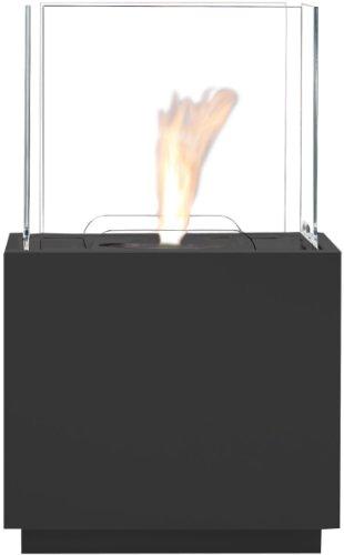 Safretti Ethanolkamin Cube B1 schwarz 59 cm
