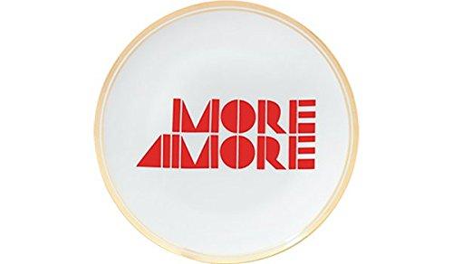 BITOSSI HOME & Funky Table La Tisch, Teller More Amore Ø 17 cm