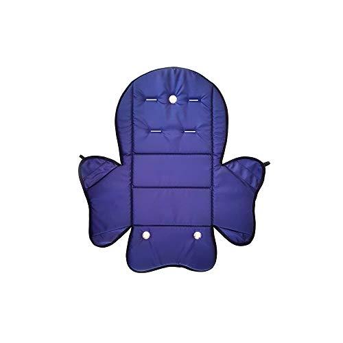 Aveanit RÖMER JOCKEY Relax Sitzpolster № 5 Bezug Ersatzbezug Sitzkissen für Fahrradsitz, Kompatibel mit RÖMER JOCKEY (Navy Blau Wasserdichtes)