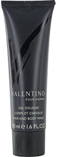 VALENTINO V by Valentino HAIR AND BODY WASH 1.6 OZ for MEN