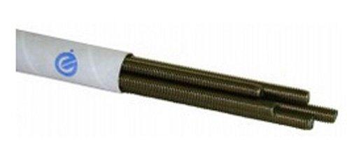 "Precision Brand 60422 - Threaded Rod, Steel, Diameter: 7/16"", Fine Thread Pitch, Length: 3ft, Thread Size: 7/16-20"""