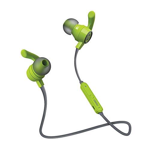 Mobo Audífonos Bluetooth Buds Pro Verde con Gris