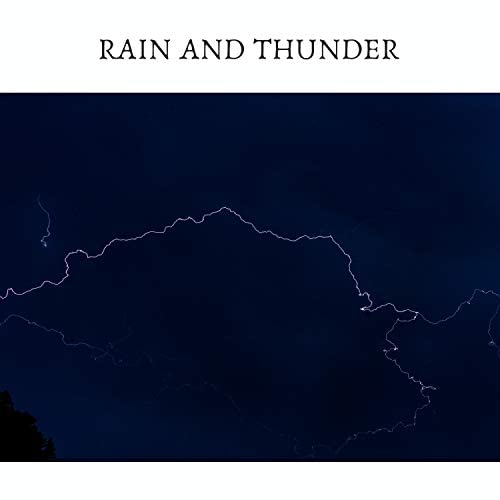 ASMR Earth, Thunder Storm & Rain Sounds