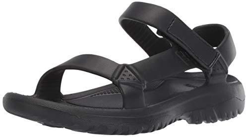 Teva Women's W Hurricane Drift Sport Sandal, Black, 8 Medium US