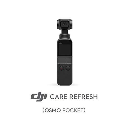 DJI Osmo Pocket Care Refresh Seguro Cardan Completo – Garantía Prolongada para el Estabilizador, Cobertura de Caídas y Daños Accidentales, Valida 12 Meses, Puede ser Activada en 48 horas