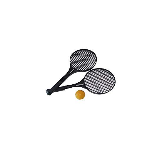 Bory - A1200605 - Jeu de Plein Air et Sport - 2 raquettes plastique + balle mousse