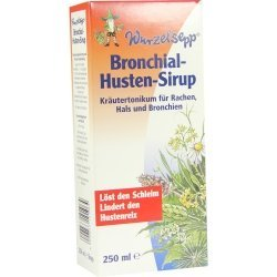 BRONCHIAL HUSTEN Sirup 250 ml Sirup by BRONCHIAL