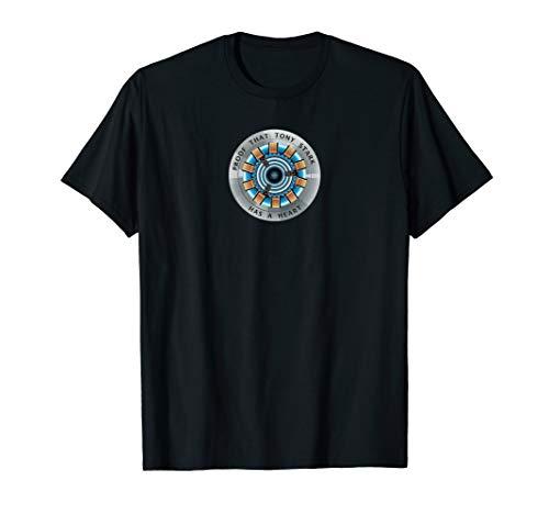 Marvel Avengers Endgame Tony Stark Has a Heart T-Shirt