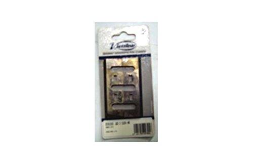 VIRUTEX 2031000 - Juego 2 cuchillas AR A92/J71