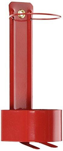 Living World Trinkflaschenhalter aus Metall, mit Kauschutz, 6 x 16cm, für Nagertränken bis 225ml