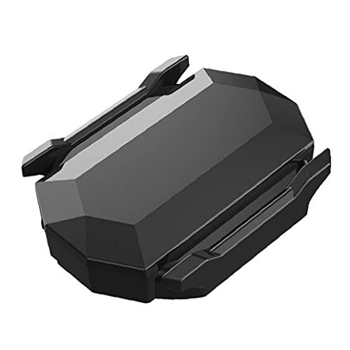Ciclismo portátil Ant + Bluetooth Sensor de cadencia de Velocidad inalámbrica para Garmin Bike Bike GPS Accesorio de Bicicleta