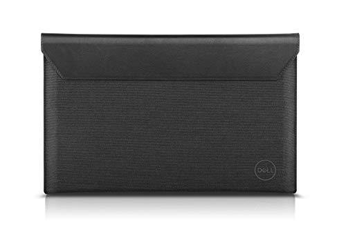 Dell Premier Sleeve 14 (PE1420V) Laptophülle – 14 Zoll – Schwarz mit Grauer Seite – für Latitude 7400 2-in-1