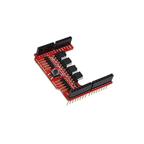 ADAM Adapter ARDUINO Application: 4DLCD-FT843 4D Systems