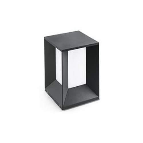 FARO BARCELONA 70771 Mila LED Lampe borne Gris foncé