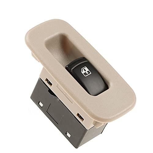 LUOERPI Elevador de Ventana eléctrico para Coche, Interruptor de Control Maestro, Elevador de Vidrio, para Chevrolet Lacetti Optra, para Buick Excelle, 96615377