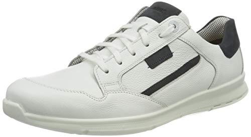 Jomos Herren Rogato Sneaker, Mehrfarbig (Offwhite/Nachtblau 270-2019), 51 EU
